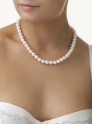 perlový náhrdelník - princess