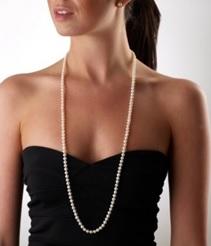 perlový náhrdelník - opera